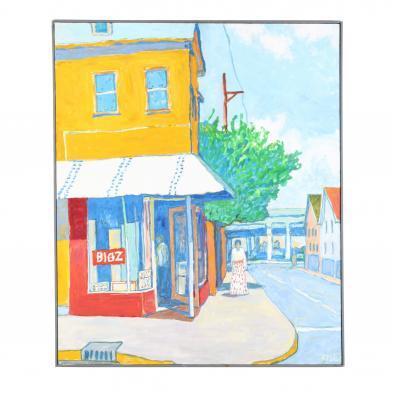 kyle-highsmith-nc-i-yellow-store-line-meeting-street-i