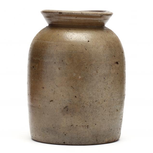 nc-pottery-jar-wright-davis-randolph-county