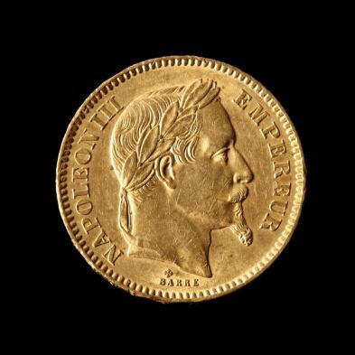 france-1865bb-gold-20-francs
