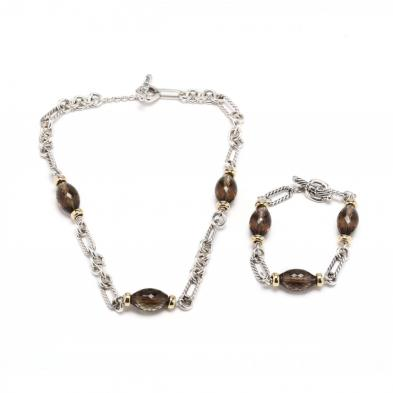 sterling-silver-18kt-gold-and-quartz-convertible-necklace-and-bracelet-david-yurman