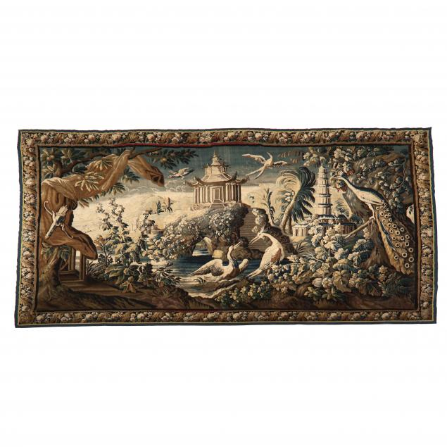 continental-chinoiserie-pastoral-tapestry