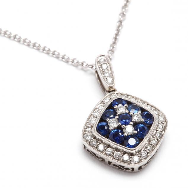 18kt-white-gold-diamond-and-sapphire-pendant-greg-ruth