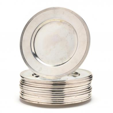 13-sterling-silver-bread-plates