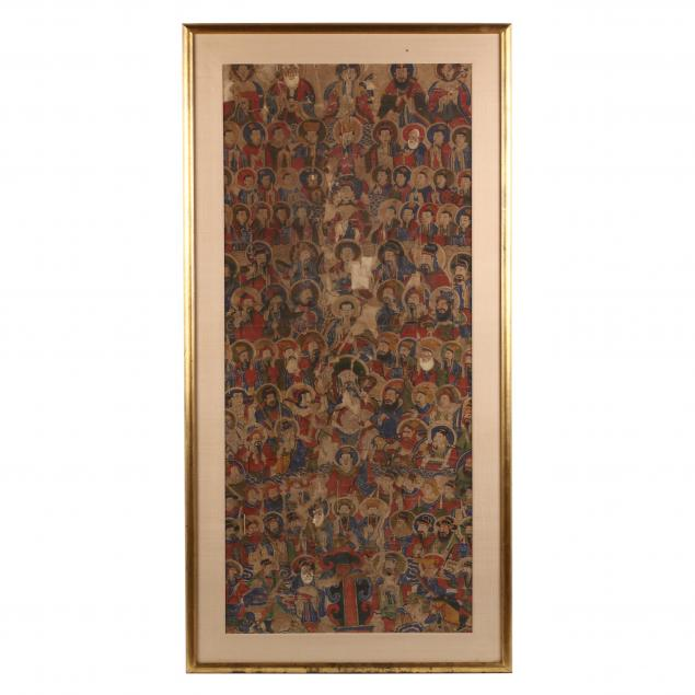 a-qing-dynasty-chinese-daoist-painting