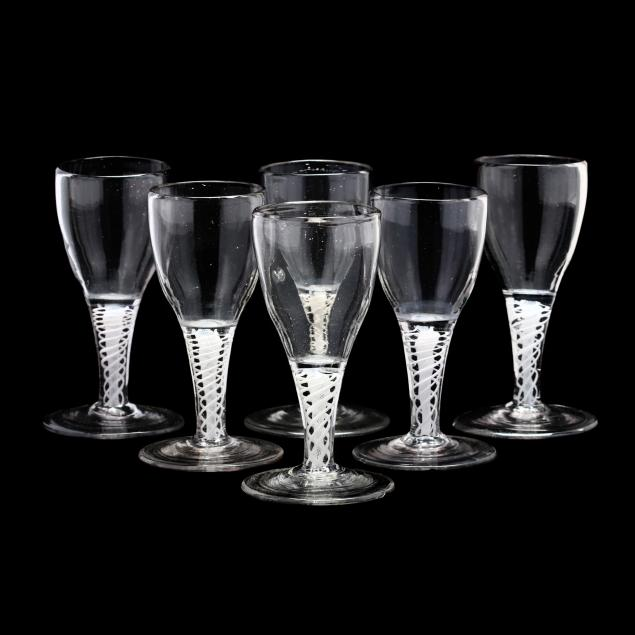 set-of-six-small-georgian-opaque-double-series-wine-glasses