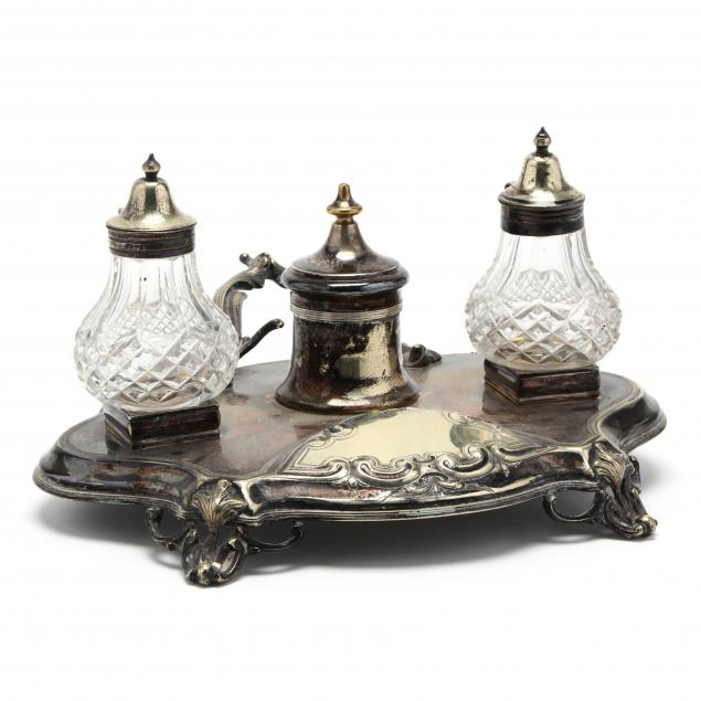a-victorian-silverplated-inkstand-circa-1860