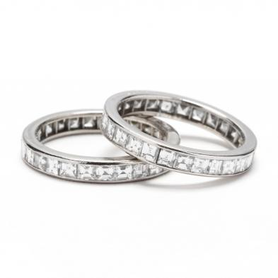 pair-of-platinum-and-diamond-eternity-bands-oscar-heyman-brothers