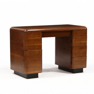 paul-goldman-mid-century-knee-hole-desk
