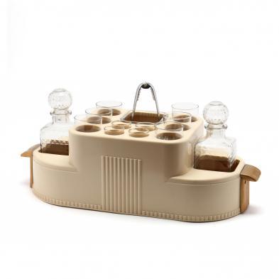 art-deco-bakelite-cocktail-set