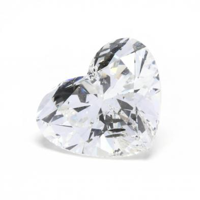 unmounted-heart-brilliant-cut-diamond-with-gold-mount