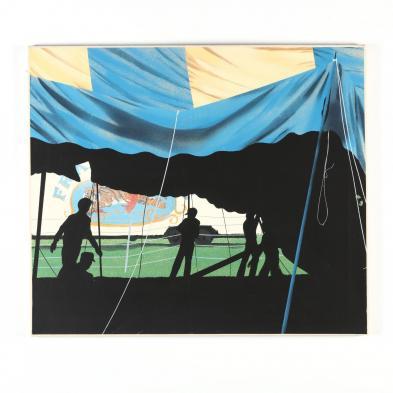 maud-gatewood-nc-1934-2004-i-raising-the-tent-i