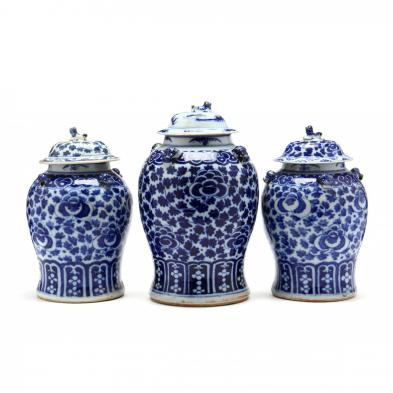 a-group-of-three-chinese-blue-and-white-temple-jars
