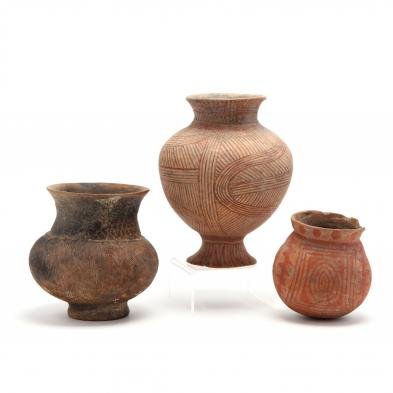 three-examples-of-ancient-southeast-asian-ban-chiang-redware-pottery