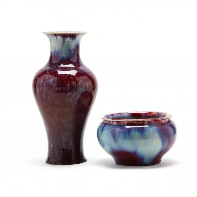 two-chinese-flambe-porcelain