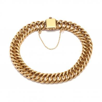 22kt-gold-link-bracelet