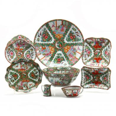 an-assortment-of-eight-chinese-export-serving-pieces