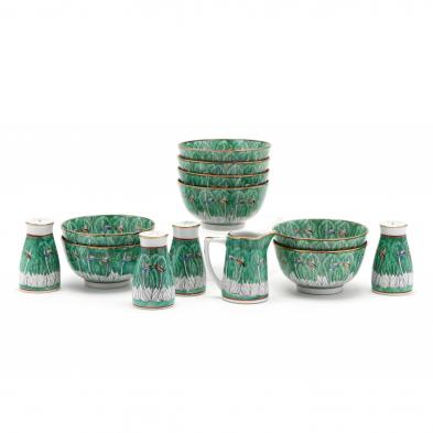 a-group-of-chinese-cabbage-leaf-export-porcelain