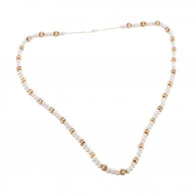 gold-and-pearl-bead-necklace