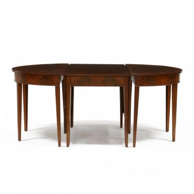 hepplewhite-style-three-part-dropleaf-banquet-table