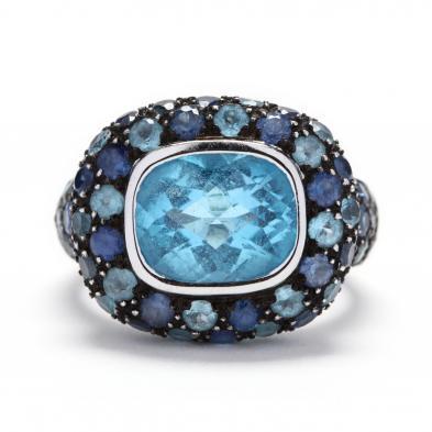 18kt-white-gold-gem-set-ring