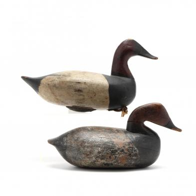 two-signed-canvasback-decoys