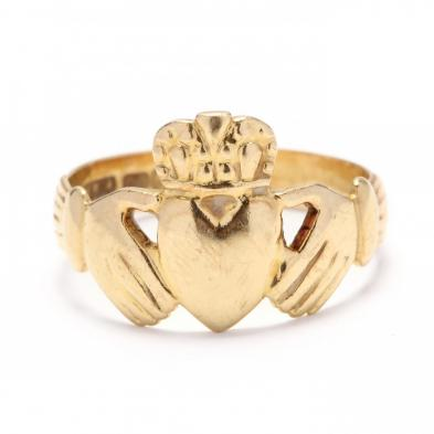 18kt-gold-claddagh-ring