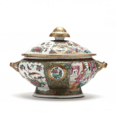 chinese-export-rose-medallion-soup-tureen