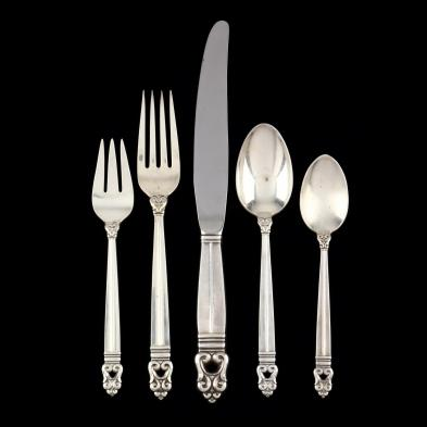 international-royal-danish-sterling-silver-flatware