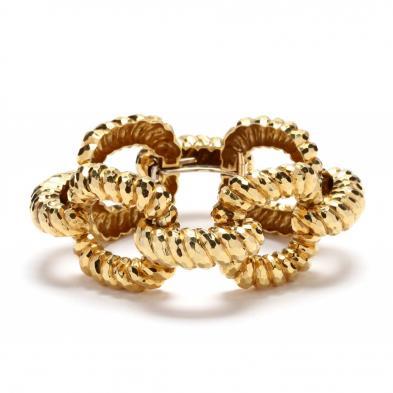 18kt-gold-bracelet-henry-dunay