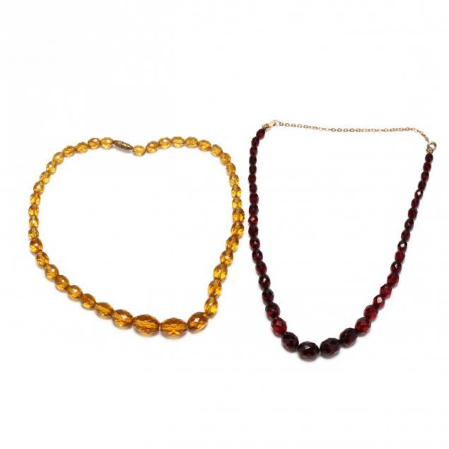 two-bead-necklaces