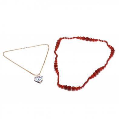 two-necklaces