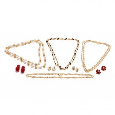 group-of-designer-costume-jewelry