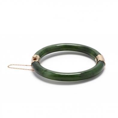 14kt-gold-and-jade-bangle-bracelet