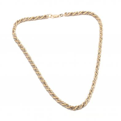 18kt-bi-color-gold-rope-chain