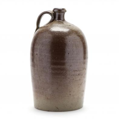 nc-pottery-one-gallon-jug-j-d-craven-randolph-county-1827-1895