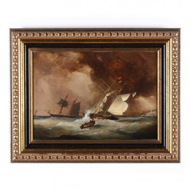 nicholas-matthew-condy-english-1816-1851-maritime-scene