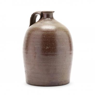 nc-pottery-jug-edgar-a-poe-cumberland-county-1858-1934