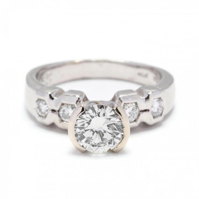 platinum-and-diamond-engagement-ring