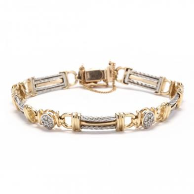14kt-bi-color-gold-and-diamond-bracelet
