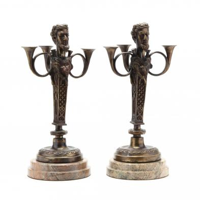 pair-of-regency-style-bronze-and-marble-candelabra
