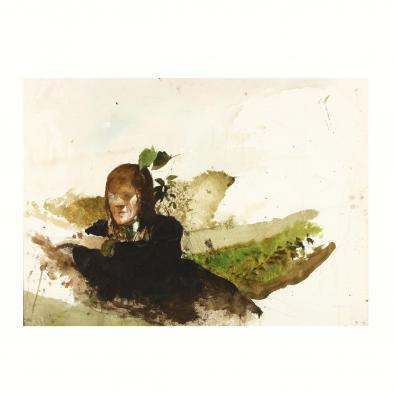 andrew-wyeth-pa-1917-2009-i-helga-in-orchard-i