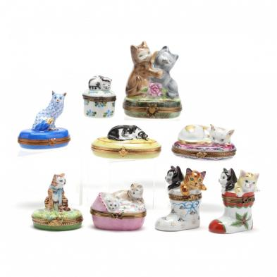 nine-limoges-porcelain-pill-boxes