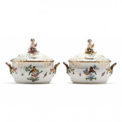 a-pair-of-german-covered-porcelain-tureens