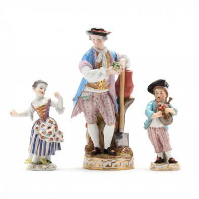 three-meissen-figurines