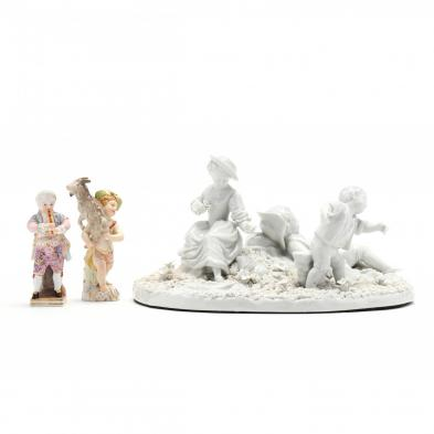 three-antique-porcelain-figures