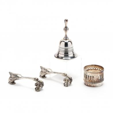 four-vintage-silverplate-dining-accessories