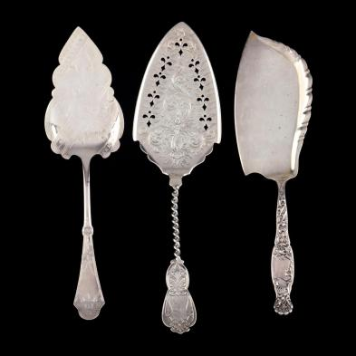 three-antique-sterling-silver-silverplate-servers