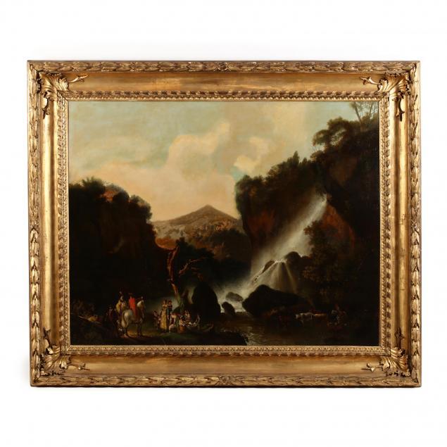 circle-of-richard-wilson-british-1713-1782-the-falls-at-terni