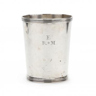 a-sterling-silver-mint-julep-cup-retailed-by-george-c-gebelein-of-boston