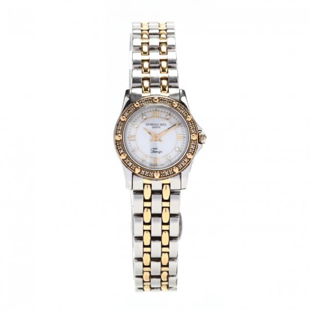 lady-s-two-tone-tango-watch-raymond-weil